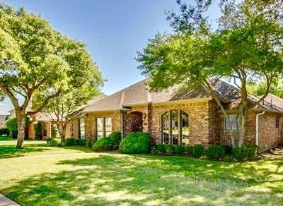 Carrollton Single Family Home For Sale: 1105 Shawnee Trail