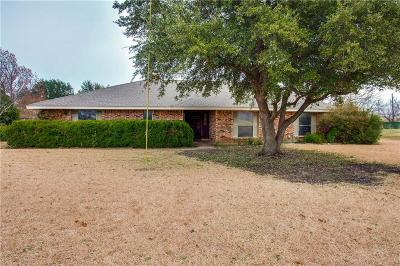 Fort Worth Single Family Home For Sale: 6675 Silver Saddle Road