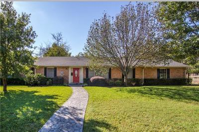 Single Family Home For Sale: 3860 Goodfellow Drive