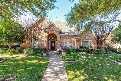 Coppell Single Family Home Active Contingent: 938 Condor Drive