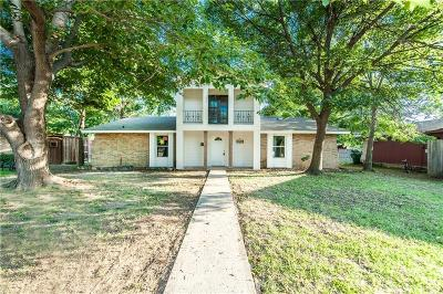Garland Single Family Home For Sale: 1610 San Antonio Lane