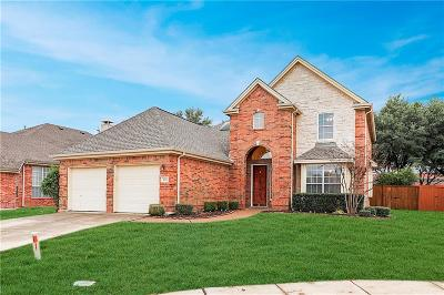 Irving Single Family Home For Sale: 408 Manders Court