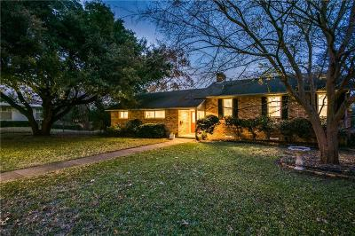 Dallas Single Family Home For Sale: 6954 Blackwood Drive