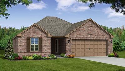 Denton County Single Family Home For Sale: 1808 Steppe Trail Drive