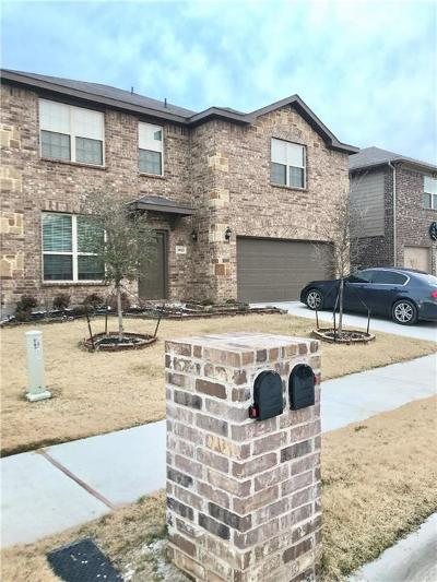 Fort Worth Single Family Home For Sale: 3013 Antler Point Drive