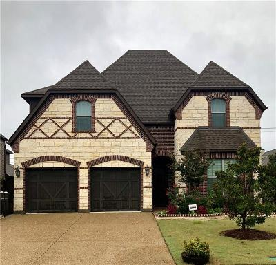 Plano Single Family Home Active Option Contract: 8205 Almont Drive