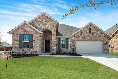 Denton County Single Family Home For Sale: 1724 Drover Creek Road