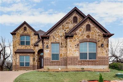 Cedar Hill Single Family Home Active Option Contract: 2812 Fountain View Boulevard