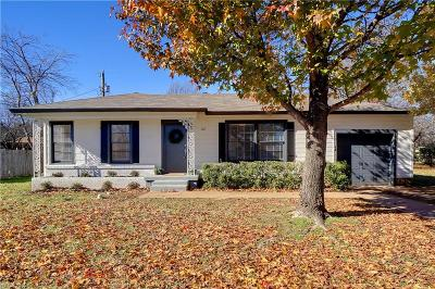 Bedford, Euless, Hurst Single Family Home For Sale: 307 Norwood Drive