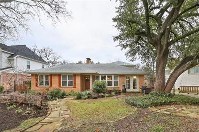 Single Family Home For Sale: 9716 Buxhill Drive