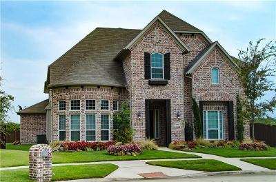 Frisco Single Family Home For Sale: 4487 Chantilly Lane