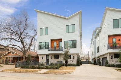Dallas Condo For Sale: 6004 Hudson Street #105