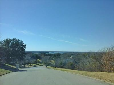 Eagle Mountain Lake Estate Sub Residential Lots & Land For Sale: 7709 Lakeview Circle
