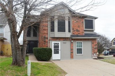 Dallas Single Family Home For Sale: 7404 Fox Crossing Court
