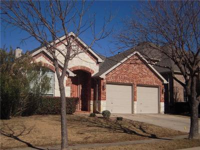 Tarrant County Single Family Home For Sale: 4516 Adobe Drive