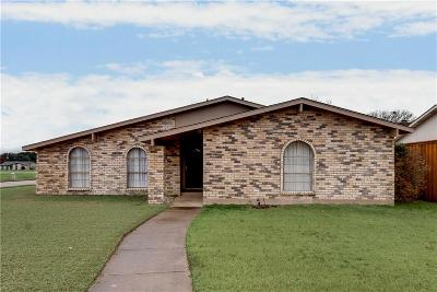Plano TX Single Family Home For Sale: $270,000