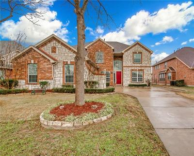 Rowlett Single Family Home For Sale: 10401 Waterview Parkway