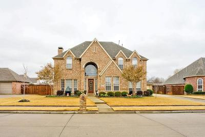 Flower Mound Single Family Home For Sale: 3409 Pecan Meadows Drive