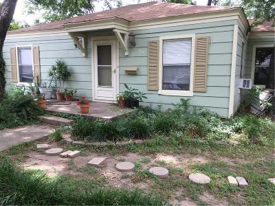 Fort Worth Single Family Home For Sale: 829 Springbrook Drive