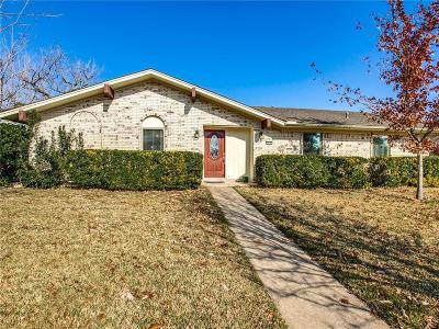 Richardson Single Family Home For Sale: 2101 Cornell Drive