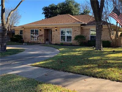 Plano Single Family Home For Sale: 2712 Regal Road