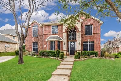 Keller Single Family Home For Sale: 311 Mineral Springs Drive