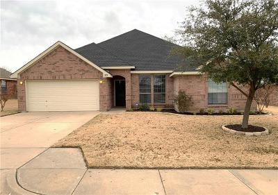 Weatherford Single Family Home For Sale: 373 Lockwood Lane