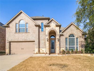 McKinney Single Family Home Active Option Contract: 8104 Corinth Drive