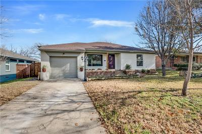 Dallas Single Family Home For Sale: 11712 Lochwood Boulevard
