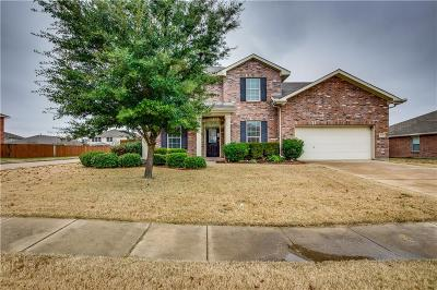 Forney Single Family Home For Sale: 310 Red Oak Court