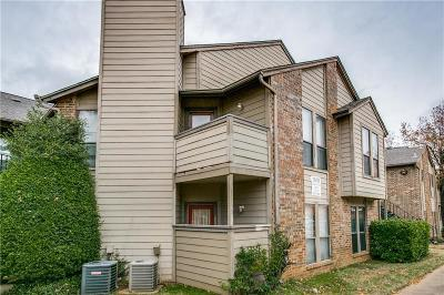 Tarrant County Condo For Sale: 1618 Pecan Chase Circle #79