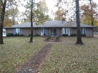 Kilgore Single Family Home For Sale: 176 W Echo Lane