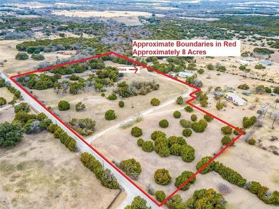 Parker County, Tarrant County, Wise County Residential Lots & Land For Sale: 2121 Floyd Road