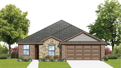 Forney TX Single Family Home For Sale: $217,990