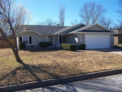 Benbrook Single Family Home Active Option Contract: 1224 Mercedes Street
