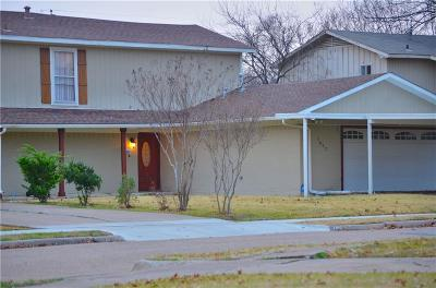 Mesquite Single Family Home For Sale: 1017 Moore Drive