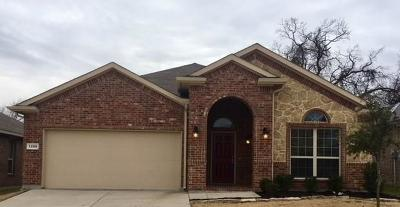 Weatherford Single Family Home For Sale: 1209 Glen Court