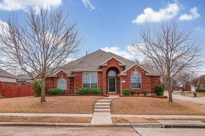 Plano TX Single Family Home Active Contingent: $309,900