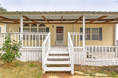 Erath County Single Family Home For Sale: 543 County Road 563