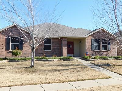 Wylie Single Family Home For Sale: 2816 Prairie Court