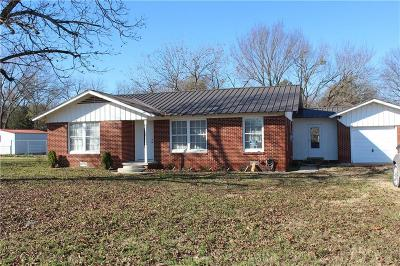 Edgewood TX Single Family Home For Sale: $125,000