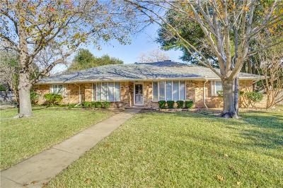 Fort Worth Single Family Home For Sale: 6805 Toledo Court