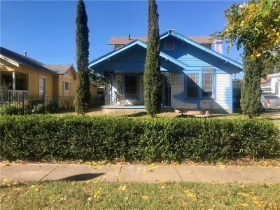 Tarrant County Single Family Home For Sale: 2924 May Street