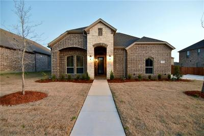 Midlothian Single Family Home For Sale: 3230 Burgundy Lane