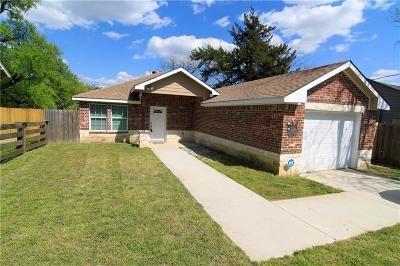Dallas Single Family Home For Sale: 4730 E Frio Drive