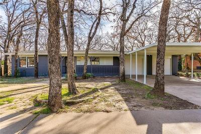 Fort Worth TX Single Family Home For Sale: $248,950