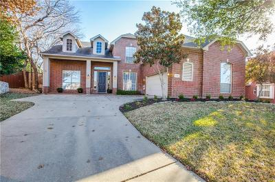 Tarrant County Single Family Home For Sale: 3301 Wilshire Avenue