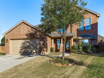 Tarrant County Single Family Home For Sale: 1160 Grove Court