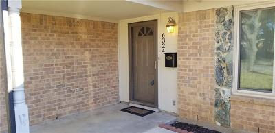 Tarrant County Single Family Home For Sale: 6324 Solona Circle N