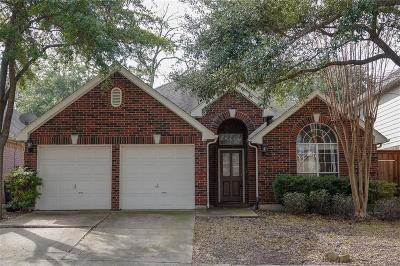 Dallas Single Family Home For Sale: 2222 Ash Grove Way